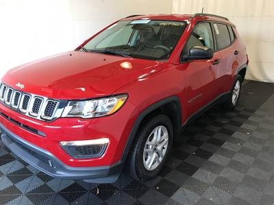Used JEEP COMPASS 2018 MIAMI SPORT