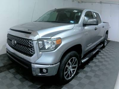 Used TOYOTA Tundra-4wd-Crewmax-Tss-Pkg 2018 HOLLYWOOD SR5