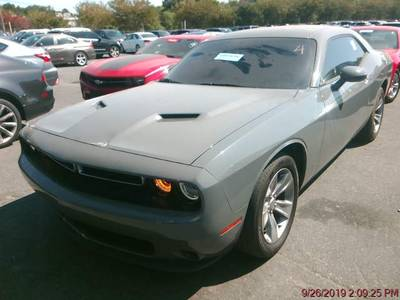 Used DODGE CHALLENGER 2018 HOLLYWOOD SXT