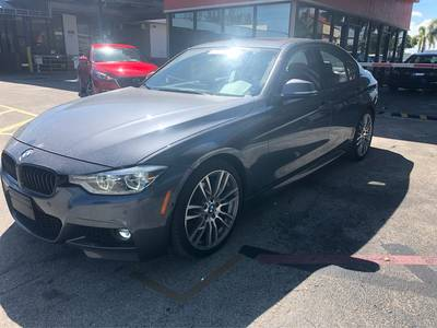 Used BMW 3-Series 2016 HOLLYWOOD 340I