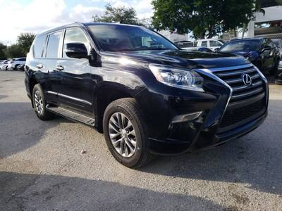 Used LEXUS GX-460 2016 MIAMI LUXURY