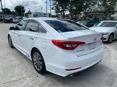 Used Hyundai Sonata 2017 WEST PALM SPORT