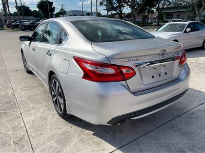 Used Nissan Altima 2016 WEST PALM 2.5 SR