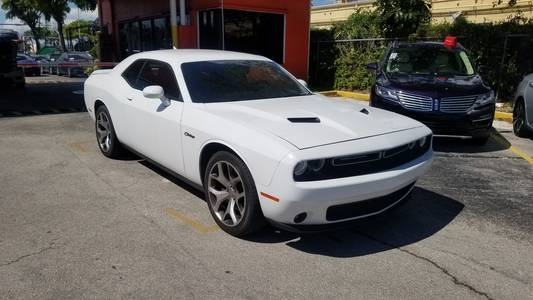 Used DODGE CHALLENGER 2015 MARGATE T PLUS