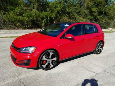 Used VOLKSWAGEN GOLF-GTI 2016 MARGATE