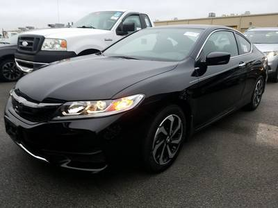 Used HONDA ACCORD-COUPE 2017 MARGATE LX-S