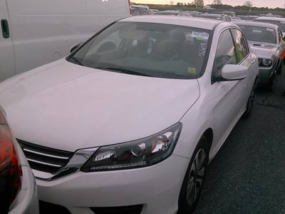 Used HONDA ACCORD-SEDAN 2015 MARGATE LX