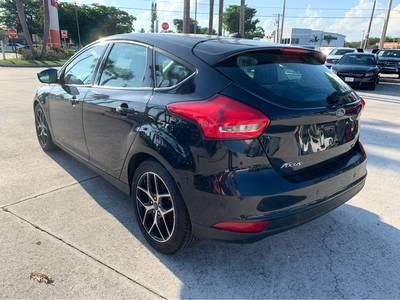 Used Ford Focus 2017 WEST PALM SEL