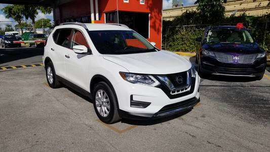 Used NISSAN ROGUE 2019 MARGATE SV