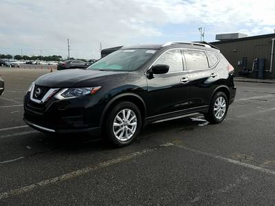 Used NISSAN ROGUE 2017 MARGATE SV