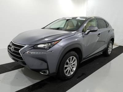 Used LEXUS NX 2017 WEST PALM NX TURBO