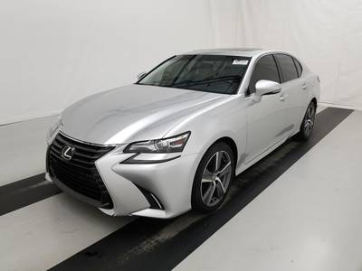 Used LEXUS GS-200T 2016 MIAMI