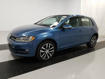 Used VOLKSWAGEN GOLF 2016 MIAMI TSI SE