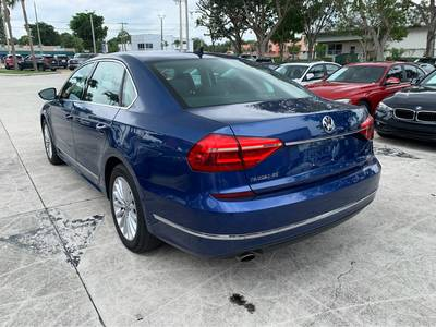 Used Volkswagen Passat 2016 WEST PALM TECHNOLOGY