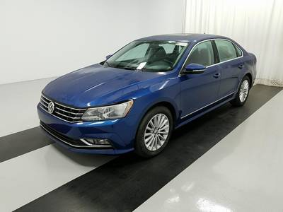 Used VOLKSWAGEN PASSAT 2016 MIAMI TECHNOLOGY