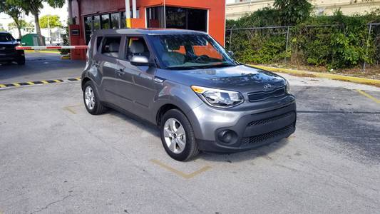 Used KIA SOUL 2018 MIAMI
