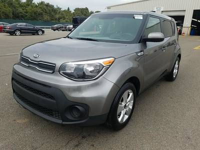 Used KIA SOUL 2018 MIAMI BASE