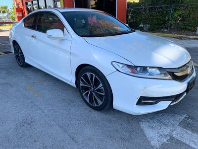 Used Honda Accord-Coupe 2017 MIAMI EX