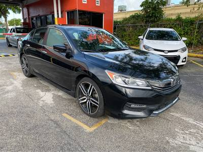 Used Honda Accord-Sedan 2017 HOLLYWOOD SPORT