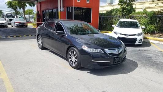 Used ACURA TLX 2016 MARGATE