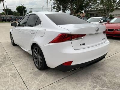 Used Lexus IS 2017 West Palm F SPORT