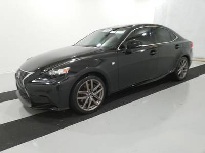 Used LEXUS IS-200T 2016 MARGATE F SPORT
