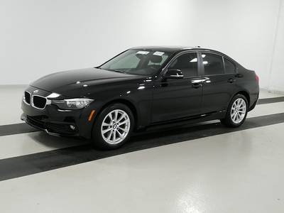 Used BMW 3-SERIES 2016 HOLLYWOOD 320I