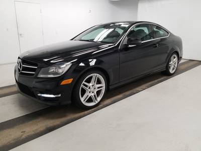 Used MERCEDES-BENZ C-CLASS 2015 WEST PALM C 250