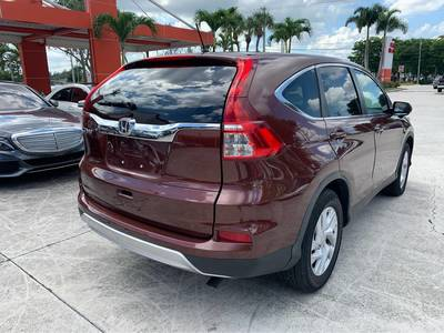 Used Honda CR-V 2016 WEST PALM EX
