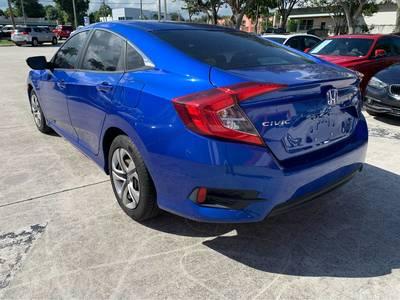Used Honda Civic-Sedan 2016 WEST PALM LX