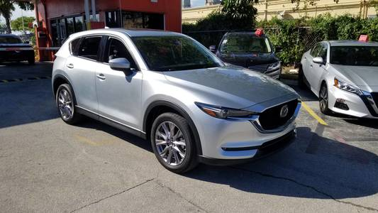 Used MAZDA CX-5 2019 MIAMI GRAND TOURING