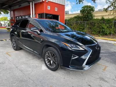 Used Lexus RX 2017 MIAMI RX 350