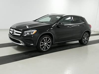 Used MERCEDES-BENZ GLA 2016 MIAMI GLA 250