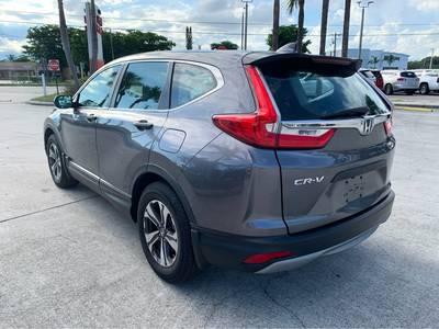 Used Honda CR-V 2017 WEST PALM LX