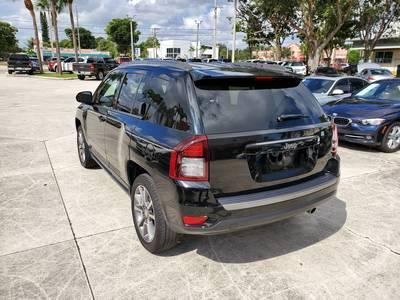 Used Jeep Compass 2016 WEST PALM SPORT SE PKG