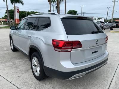 Used Volkswagen Atlas 2018 WEST PALM 2.0T S