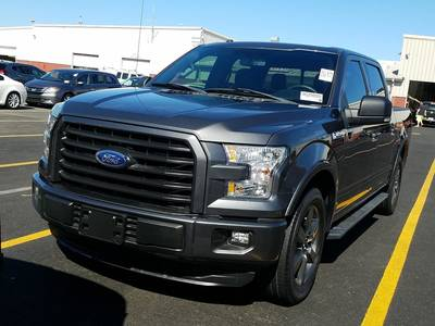 Used FORD F-150 2016 MIAMI XLT