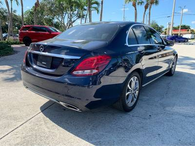 Used Mercedes-Benz C-Class 2015 WEST PALM C 300