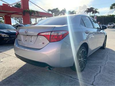 Used Toyota Corolla 2016 WEST PALM S PLUS