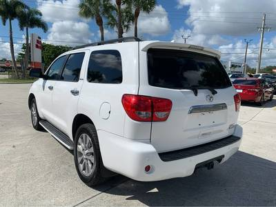Used Toyota Sequoia 2016 WEST PALM LIMITED