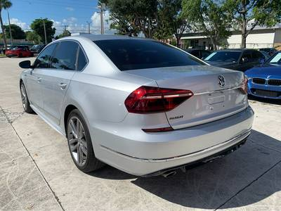 Used Volkswagen Passat 2017 WEST PALM R-LINE W