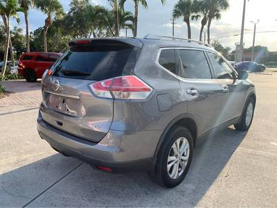 Used Nissan Rogue 2016 WEST PALM SV