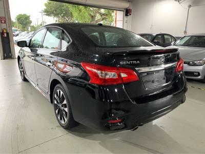 Used Nissan Sentra 2017 WEST PALM SR