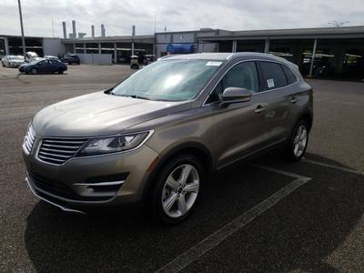 Used LINCOLN MKC 2017 MIAMI PREMIERE