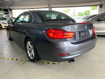 Used BMW 4-Series 2014 WEST PALM 428I