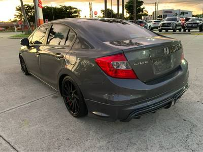 Used Honda Civic-Sdn 2012 WEST PALM EX