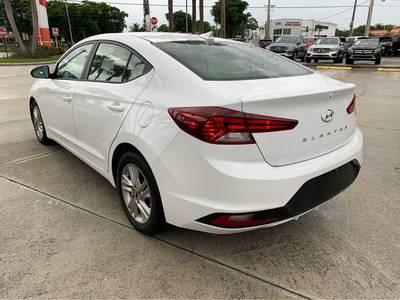 Used Hyundai Elantra 2019 WEST PALM SEL