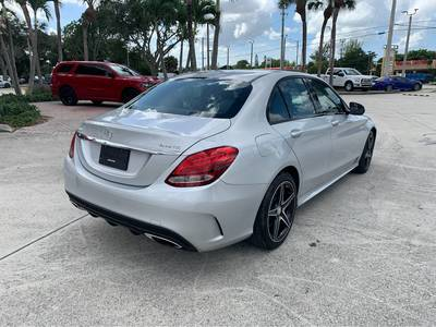 Used Mercedes-Benz C-Class 2016 WEST PALM C 300