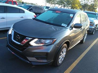 Used NISSAN ROGUE 2018 MIAMI S