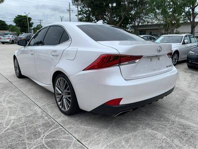 Used Lexus IS 2017 WEST PALM IS TURBO
